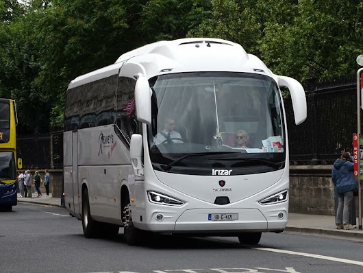 Galway Bus To POPE FRANCIS - Reaney's Bus & Coach Hire Galway