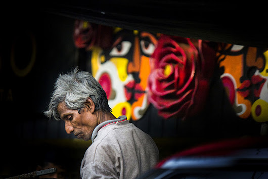 Street A Different visual Impact by Ranita Roy | Dodho Magazine