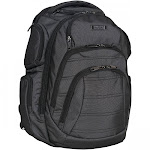 """Kenneth Cole Reaction R-Tech """"Pack Of All Trades"""" Laptop Backpack, Charcoal by Luggage Pros"""