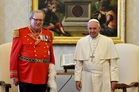 The Knights of Malta-Vatican feud: a tale of chivalry and sovereignty | Reuters