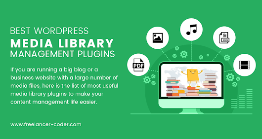 WordPress Media Library Management Plugins For 2018