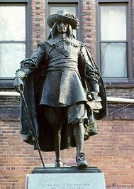 Peter Stuyvesant, Governor of New Amsterdam