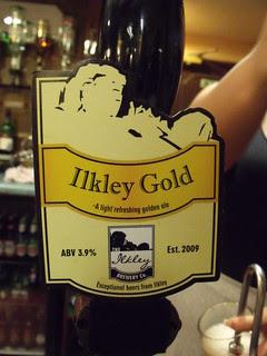 Ilkley, Gold, England