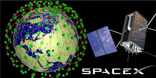 SpaceX plans global 'space internet' | KurzweilAI