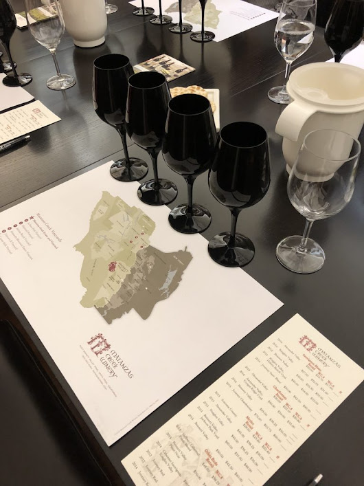 Black Glass Tasting at Matanzas Creek in Sonoma County | The Urben Life