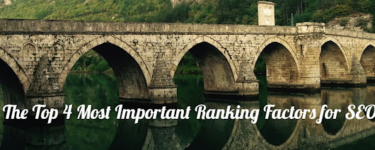 The Top 4 Most Important Ranking Factors for SEO - PageCrafter