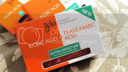 Bye Bye Dark Spots for Face and Body with Belo Intensive Whitening Bar