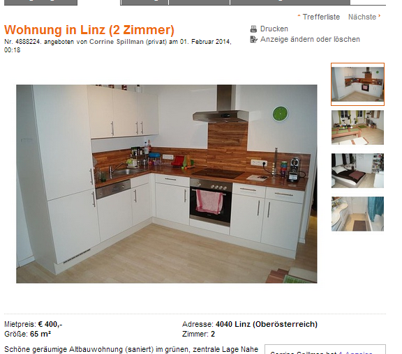 Linz single wohnung
