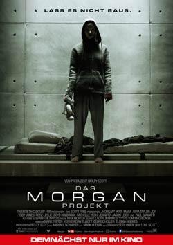 Das Morgan Projekt Filmplakat