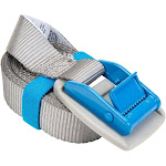 """Keeper 45201 Lashing Strap With Protective Pad, Blue, 1"""" X 10'"""