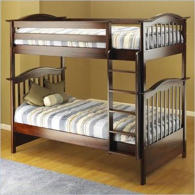 Luxury Bedroom Ideas Orbelle Wood Twin Twin Bunk Cherry