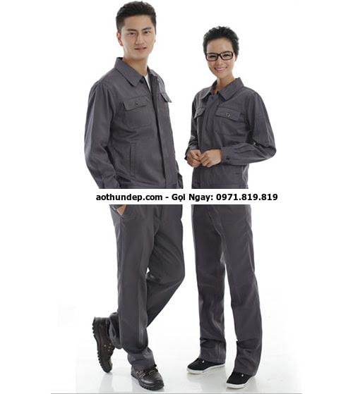 quần áo bảo hộ lao đông hà nội