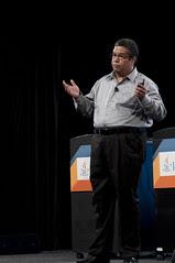"Ashok Joshi, Intel Keynote ""Optimizing Java — Intel's Long Term Contributions, Keep Getting Better"", JavaOne 2011 San Francisco"