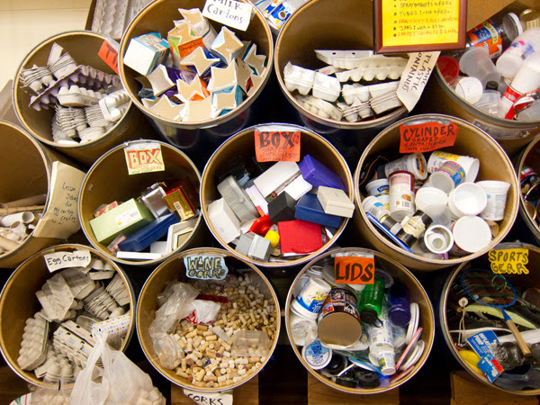 Maker Supply Chain: East Bay Depot for Creative Reuse   East Bay ...