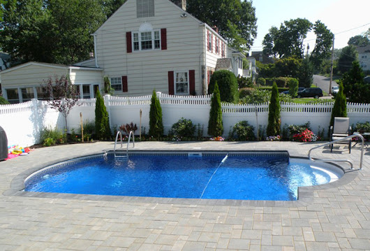 In-Ground Pools - Traditional - Pool - new york - by Gus Pools