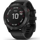 Garmin fenix 6 - Sport Watch with Heart Rate Monitor - Black