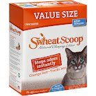 Swheat Scoop Natural Clumping Litter, Unscented, Value Size - 15 lb box