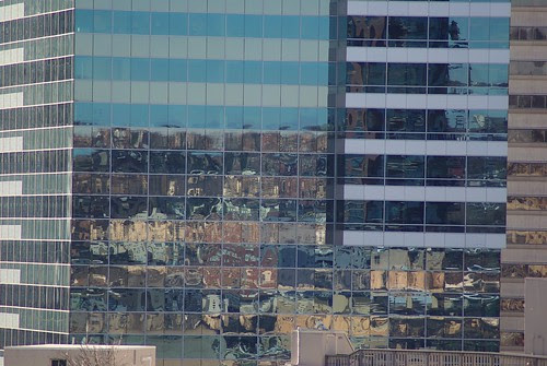 2009-02-16 Builiding Reflections in Seattle