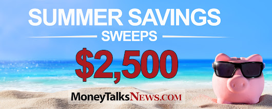 Summer Cash Sweepstakes 2018