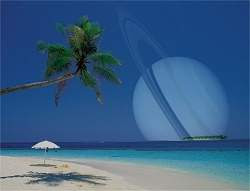 Vida fora da Terra pode estar em luas de planetas extrassolares