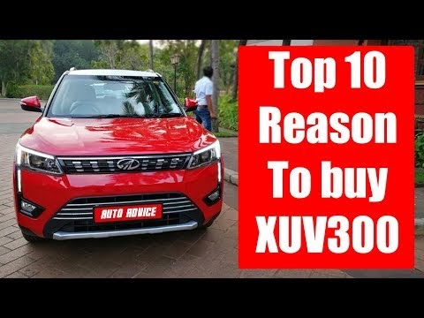 Top 10 reason to buy XUV300 in india