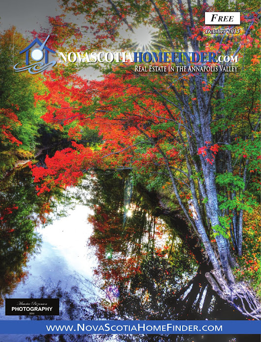 Nova Scotia Home Finder Annapolis Valley October 2015