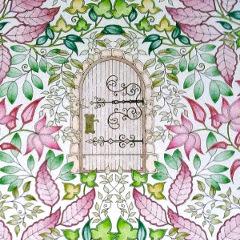 50 Coloriage Adulte Jardin Secret Coloriages à