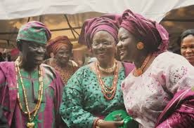 Cultural Dress: Ondo High sense of fashion and Style