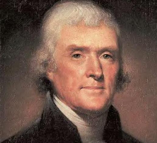 Thomas Jefferson Says...