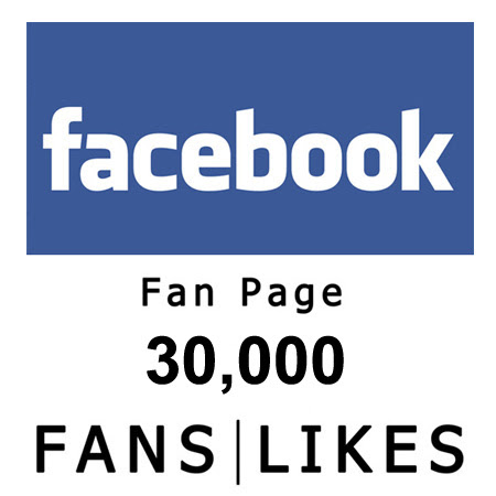Get 30,000 Facebook Likes