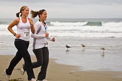 2 of 2 Two delightful girls smiling - Runners ...