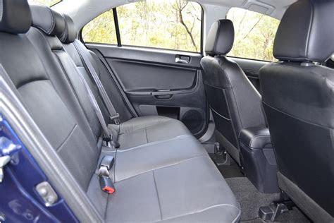mitsubishi lancer review  lancer sedan