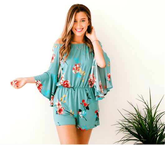 Cute Rompers And The History Of Everything Romper! The 411 On The Fashion Style That Is The Romper