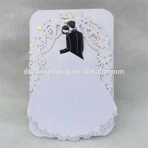 Handmade 3d Wedding Invitation Card,3d Wedding Card Design