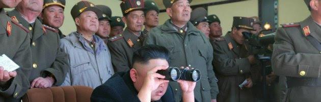 Corea del Nord, allerta unità missilistiche contro gli Stati Uniti