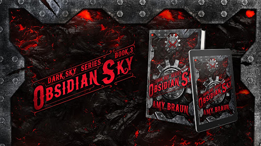 Blog Tour:  5 Stars for Obsidian Sky by Amy Braun!!