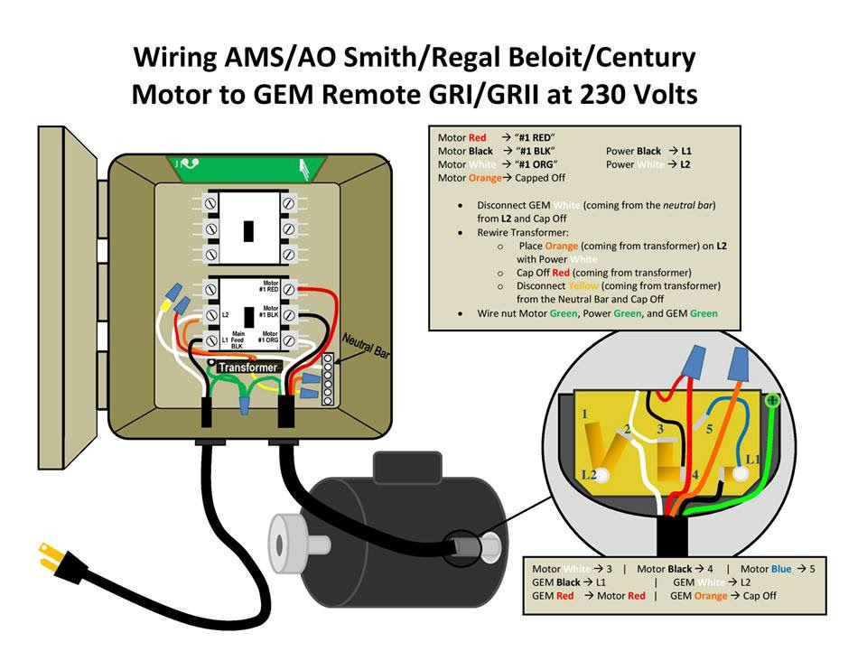 31 Gem Remotes Wiring Diagram