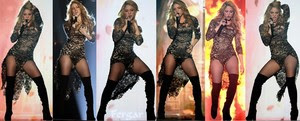 Shakira Live Con Botas Altas