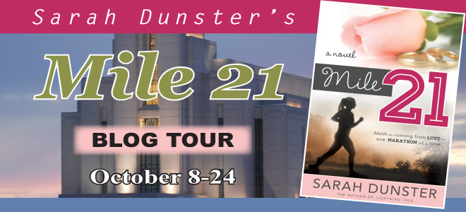 Mile 21 blog tour
