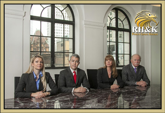 Philly Legal Eagles | PhillyLegalEagles | Rizio, Hamilton & Kane, P.C. | www.rizio-hamilton.com