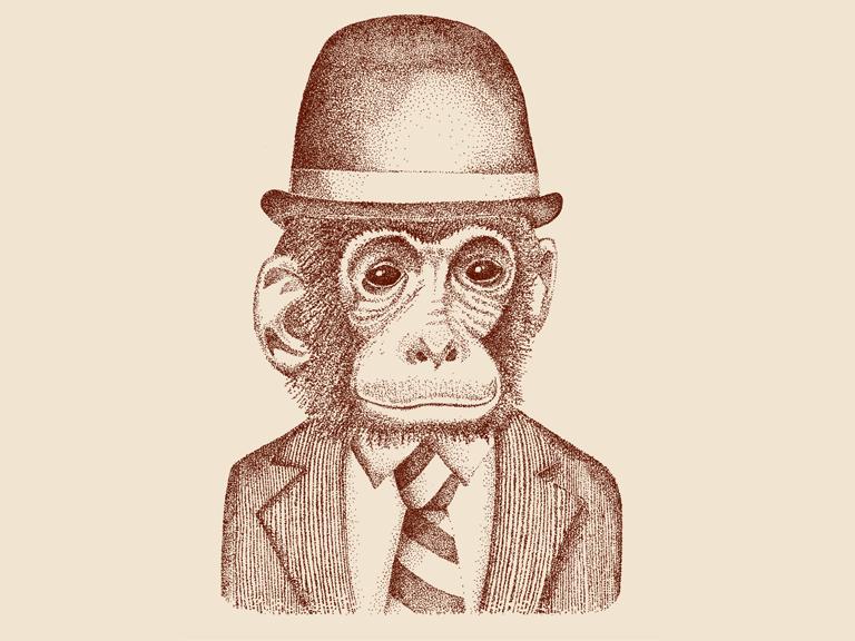 Monkey Man at Woot