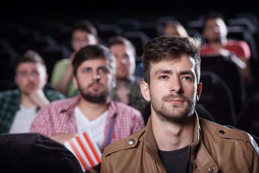 90% Of Cinema Trips Ruined By Dickhead Kicking Back Of Chair