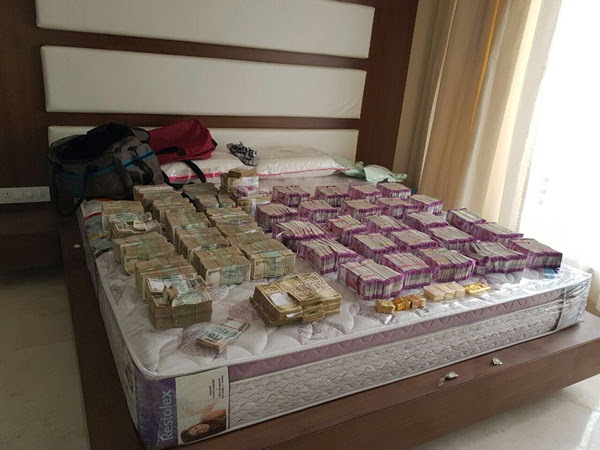IT dept seizes over Rs 4 cr in new currency notes in Bengaluru