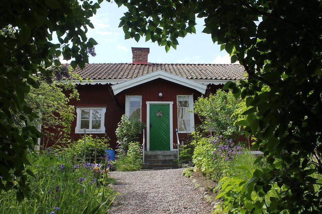 Green Entrance