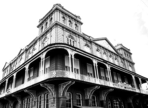Barbados Mutual Life Assurance Building