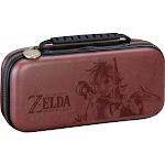 Nintendo Switch Game Traveler Deluxe Travel Case - The Legend of Zelda, Brown NNS42BR