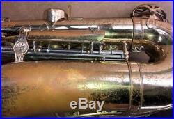 1976 Yamaha Yas 21 Alto Saxophone Sax W Original Case