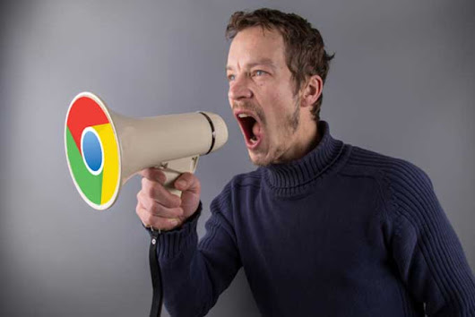 Hurray - Google Chrome will stop autoplaying content with sound in January