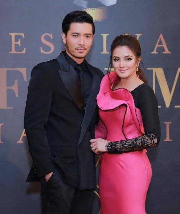 #Hiburan: Fazura Kecewa Dituduh Letak Syarat Mahu Digandingkan Dengan Suami Sebagai Penyampai Trofi FFM30