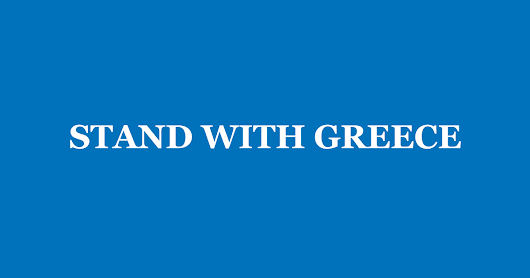 Stand with Greece